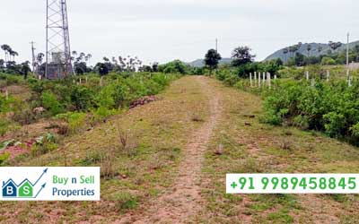 Commercial Plot In Siripuram Vizag
